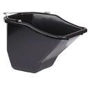 Miller BB20BLACK Plastic Better Bucket - 20 Quart - Black - Each