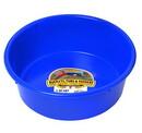 Behlen P5BLUE Plastic Utility Pan - 5 Quart - Blue - Each
