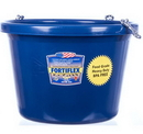Behlen 1303000 Round Feeder Tub - 30 Quart - Blue - Each