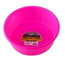 Behlen P5HOTPINK Plastic Utility Pan - 5 Quart - Hot Pink - Each