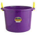 Behlen PSB70PURPLE Muck Tub - 70 Quart - Purple - Each