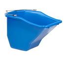 Behlen BB20BLUE Plastic Better Bucket - 20 Quart - Blue - Each