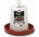 Behlen PHF3 Little Giant 3 Pound Plastic Hanging Poultry Feeder Phf3