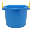 Behlen 1307000 Multi-Purpose Bucket - 70 Quart - Blue - Each