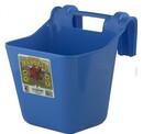 Behlen HF12BERRYBLUE Plastic Hook Over Feeder - Berry Blue - 12 Quart - Each