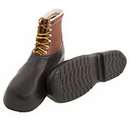 Behlen 1300.XL Boot Hi Top Work Rubber Blk Xl