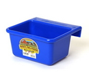Behlen MF6BLUE Little Giant 6 Quart Blue Duraflex Plastic Mini Feeder Mf6Blue