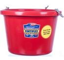 Behlen 1303002 Round Feeder Tub - 30 Quart - Red - Each