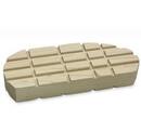 Behlen 13960 Oak Wood Hoof Block - Large - Each