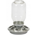 Behlen MJ9810 Mason Jar Baby Chick Feeder - Each