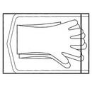 Behlen J0100 Vet-R-Sem Disposable Gloves - 100/Bag