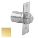Ives 345B3 Ives Ball Catch X Bright Brass-#