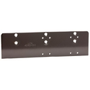 LCN 4040Xp Mounting Plate, Drop Plate, Flush Ceiling, Dark Bronze (695)