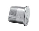 Sargent 40 Series 41 Mortise Cylinder, He Keyway. Us32D Satin Stainless Steel.