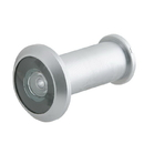 Ives 698 Door Viewer 190°, Brass Substrate. 626 Satin Chrome
