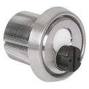 Sargent 7300 Series 70 Disposable Core Mortise Cylinder, Us26 Polished Chrome. Furnished W/#97 Rosett Break Off Screws And Back Plate Housing Accepts 6 Or 7 Pin Core. Housing 1-5/32 Diameter
