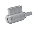Sargent C10-1 Key-In-Knob/Lever Cylinder, Us15 Satin Nickel. Le Keyway. The C10-1 Is A 6500 7 10 Line Cylinder For Key-In-Knob/Lever Locks.