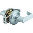 Stanley Qcl130 Series Passage Lock, Grade 1 Heavy Duty Cylindrical Lock - Passage Function - Sierra Lever - 2-3/4