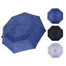 TOPTIE Double Vented Windproof Umbrella, Extra Large Automatic Open & Close Travel Umbrellas
