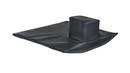 AliMed 1316- Solid Seat Insert w/Pommel - w/T-Gel Layer - 18