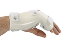 AliMed 52209- G-Force Boxer's Fracture Orthosis with MP Flexion - Standard - Large - Right