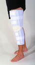 AliMed 60141- Universal Knee Immobilizer - 12