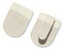 AliMed 6360- Hapad Horseshoe Heel Pads - 2.5