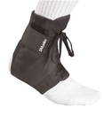 AliMed 64405- Soft Ankle Brace w/Straps - Small