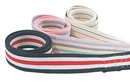 AliMed 7086820- Gait Belt - Pinstripe with Plastic Buckle - 54