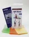 AliMed 78899- REP Band; Exercise 3-Pack - Med. [Orange - Green - Blue]