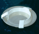 AliMed 8134- Large Plastic Plate Guard