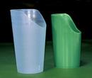 AliMed 8876725- Nosey Cutout Glass - Green - 4 oz. - 25/cs