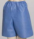 AliMed 933976- Disposable Exam Shorts - Large