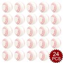 GOGO 24PCS Stress Reliever Ball, Baseball Shape Hand Exercises Toy