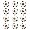 GOGO Soccer Relaxable Hand Exercise Grip Balls, Relievers Stress Balls, 12 Pieces