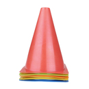 GOGO 48Pcs 9-Inch Cones Sports Training Gear, PE Sports Equipment Safety Road Cones For School & Kindergarten