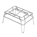AMKO Displays BS-7 Wire Beverage Stand - 14