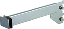 AMKO Displays CR12-SC Rectangular Hangrail Bracket, 12