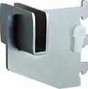 AMKO Displays CR3-CH Rectangular Hangrail Bracket, 3