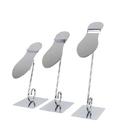 AMKO Displays CSR-10 Metal Shoe Display, 10
