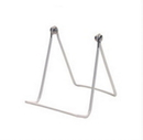 AMKO Displays EASEL-5 Easel- Clear/White, 3 3/4