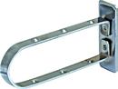 AMKO Displays EC4-MAB End Cap For Rectangular Tubing, 1/2