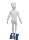 AMKO Displays FLC7 Flexible Children Mannequin- 7 Years Old, Height 44