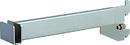 AMKO Displays GR12-CH Rectangular Hangrail Bracket, 12