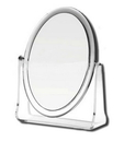 AMKO Displays JB-1008 Double Side Oval Mirror, 8