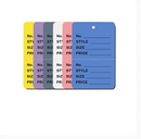 AMKO Displays PT4-L Lavender Large Price Tags, Perforated, 1.75
