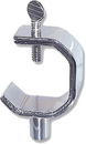 AMKO Displays SC22-CH All Purpose Clamps, Chrome
