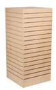 AMKO Displays SM-CD(M) Slatwall Cubic Tower, 24