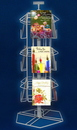 AMKO Displays SPCARD12 12 Pocket Card Display