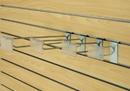 AMKO Displays SW/SNH10 Slatwall Scanner Hooks, 10